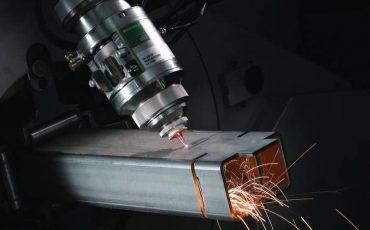 3D Laser cutting