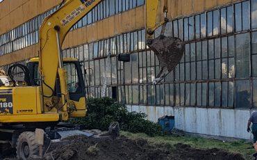 Агротехчаст АД започва изграждане на нов производствен корпус с площ 1050кв.м.